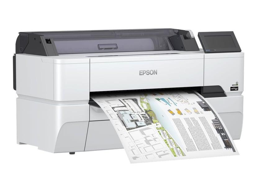 """Epson SureColor SC-T3400N 24"""" (A1) Ekskl. Stander"""