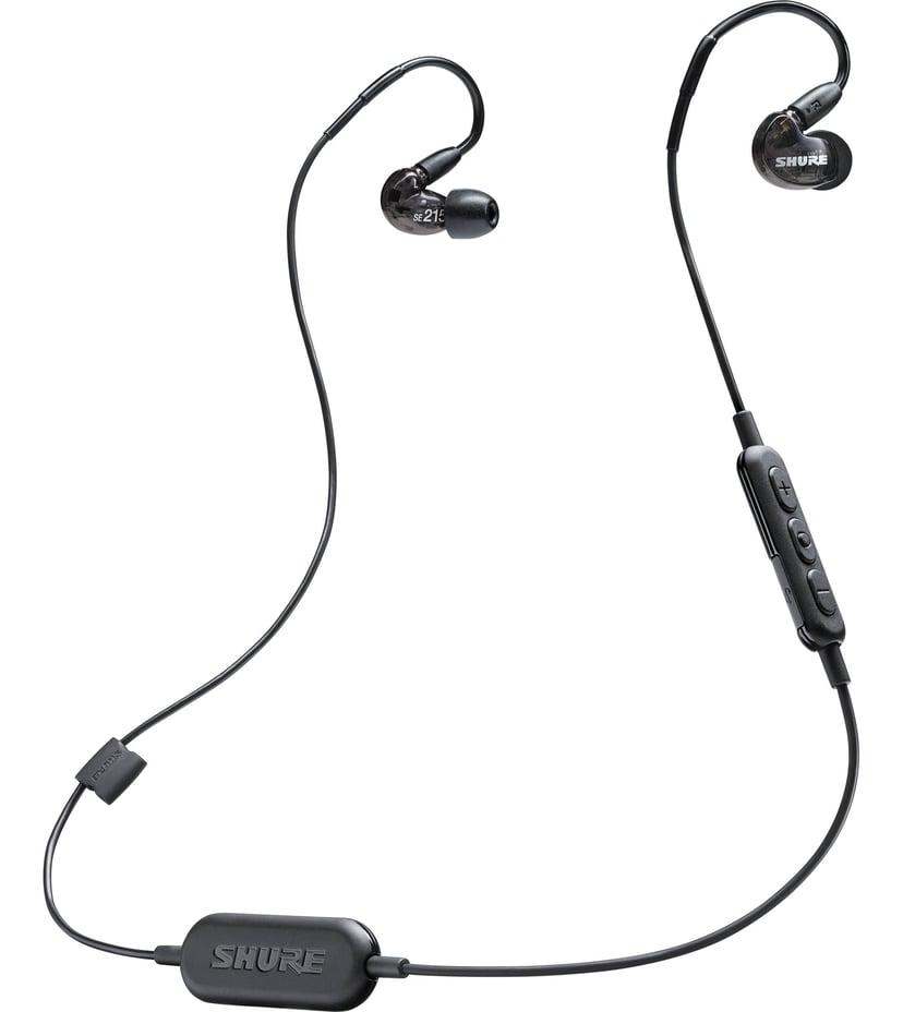 Shure SE215 + RMCE-BT1 Bluetooth reciever Sort