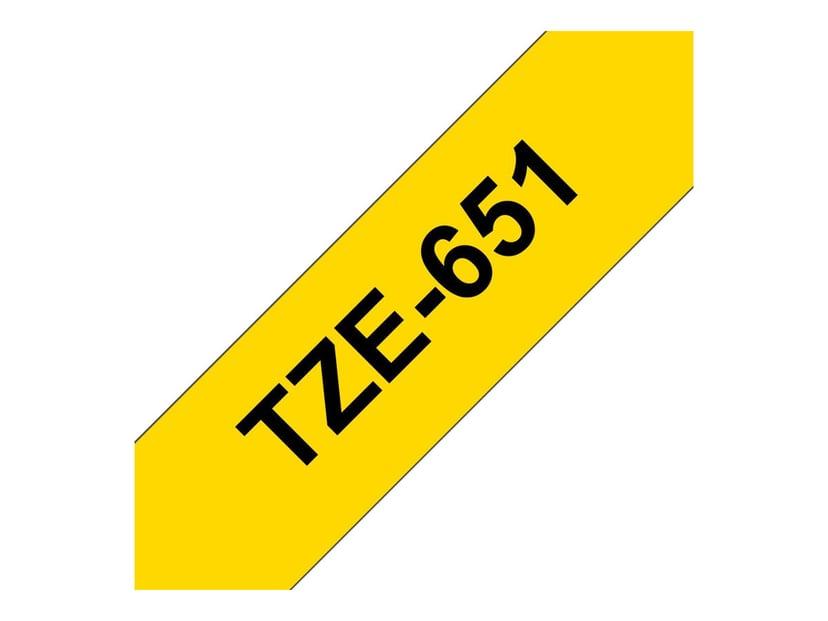 Brother TZe651