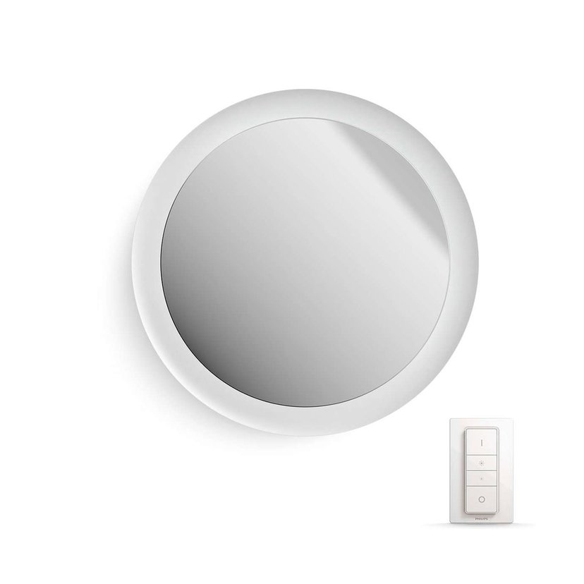 Philips Hue Adore Væglampe/Spejl White Ambiance White