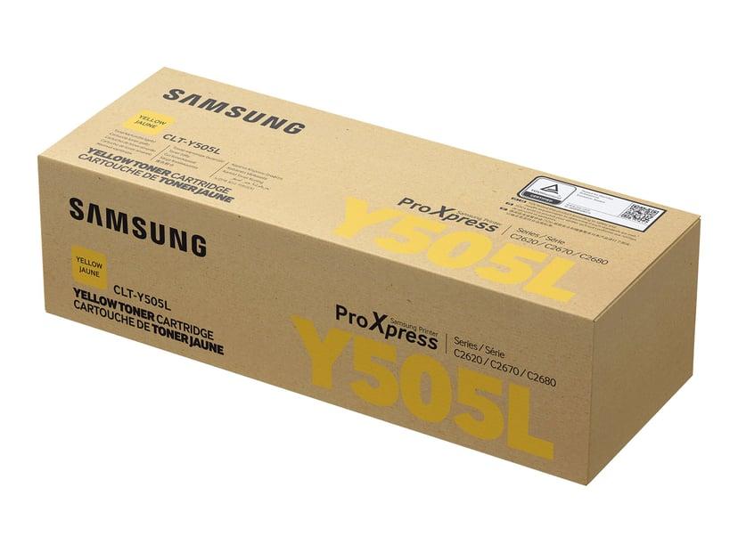 HP Samsung Toner Gul CLT-Y505l