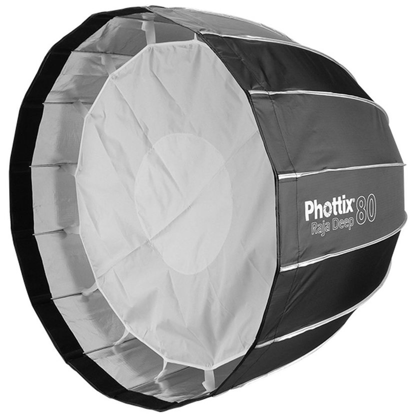 Phottix Raja Deep Quick-Folding Softbox 80cm
