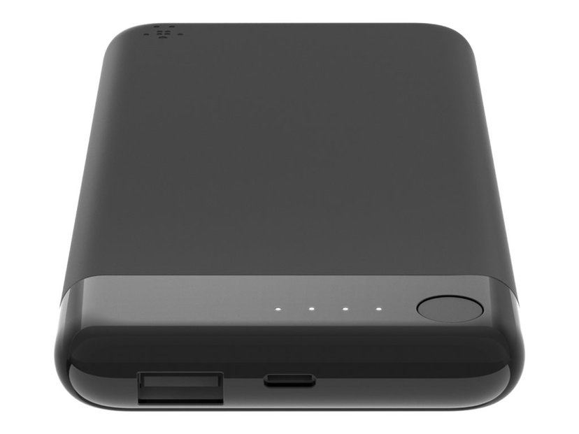 Belkin Boost Charge with Lightning Connector 2.4A 5,000milliampere hour Svart
