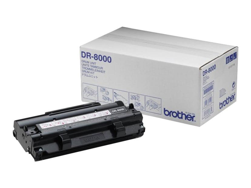 Brother OPC Trommel Svart - FAX 8070P/MFC-9070