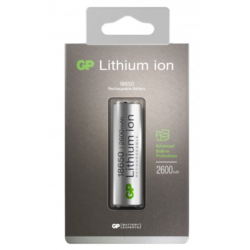 GP Batteri Li-Ion 18650 18650 mAh