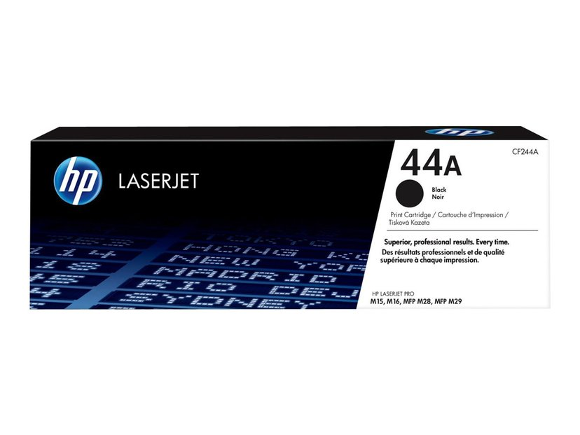HP Toner Svart 1K 44A - M28w