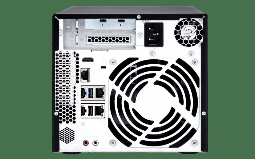 QNAP TVS-472XT 0TB NAS-server