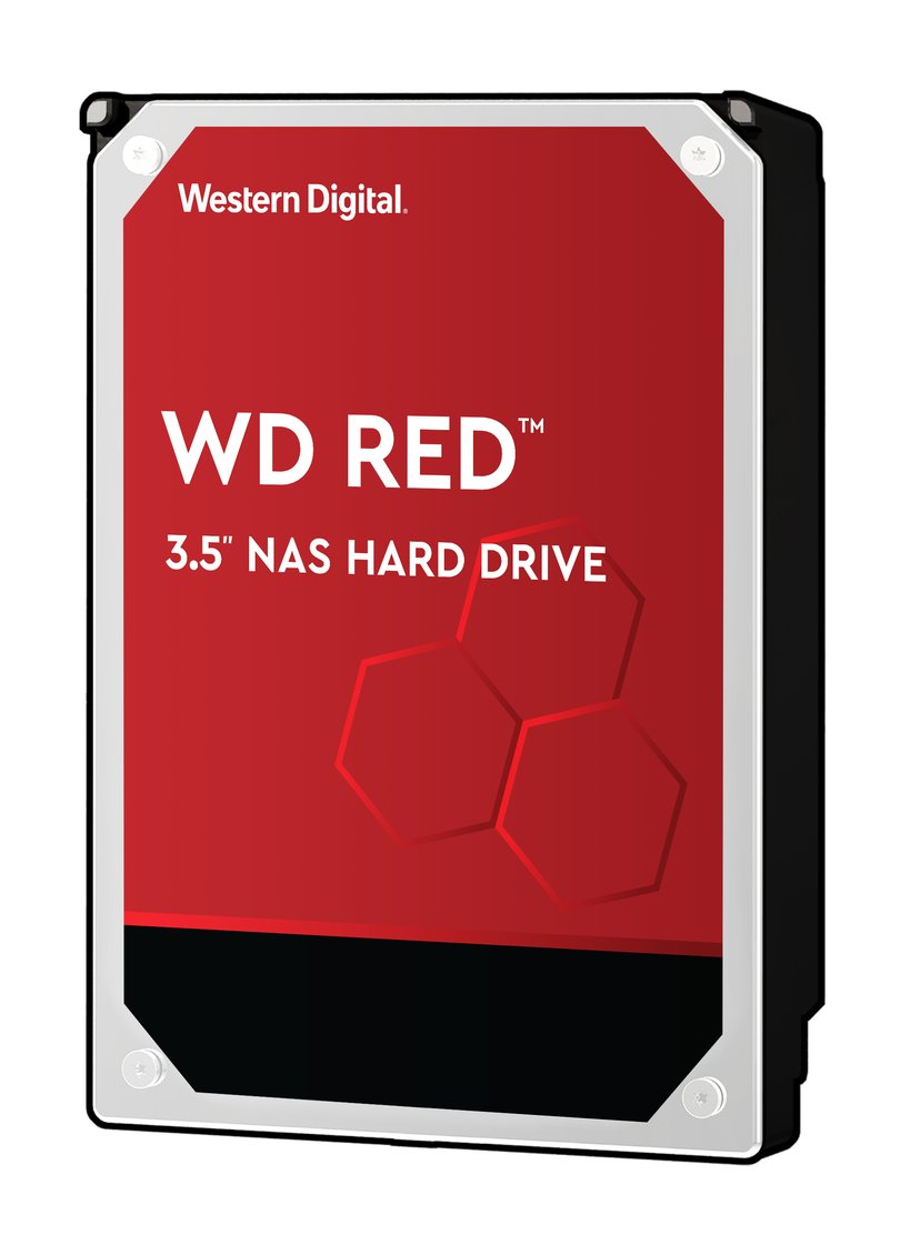 """WD Red NAS Hard Drive WD60EFAX 6TB 3.5"""" Serial ATA-600"""