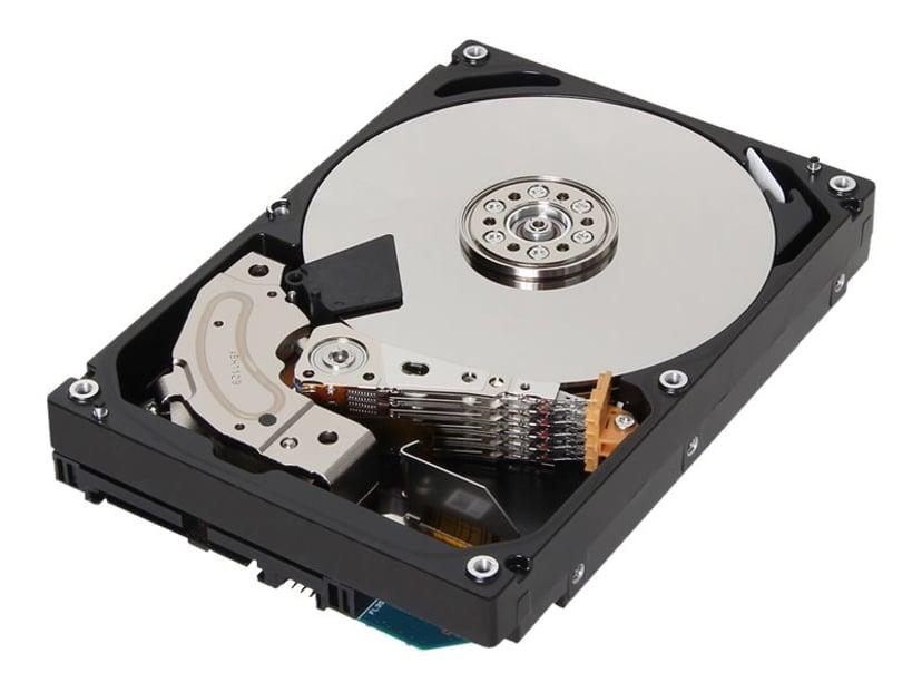 "Toshiba Enterprise Capacity 512E 6TB 3.5"" Serial Attached SCSI 3"