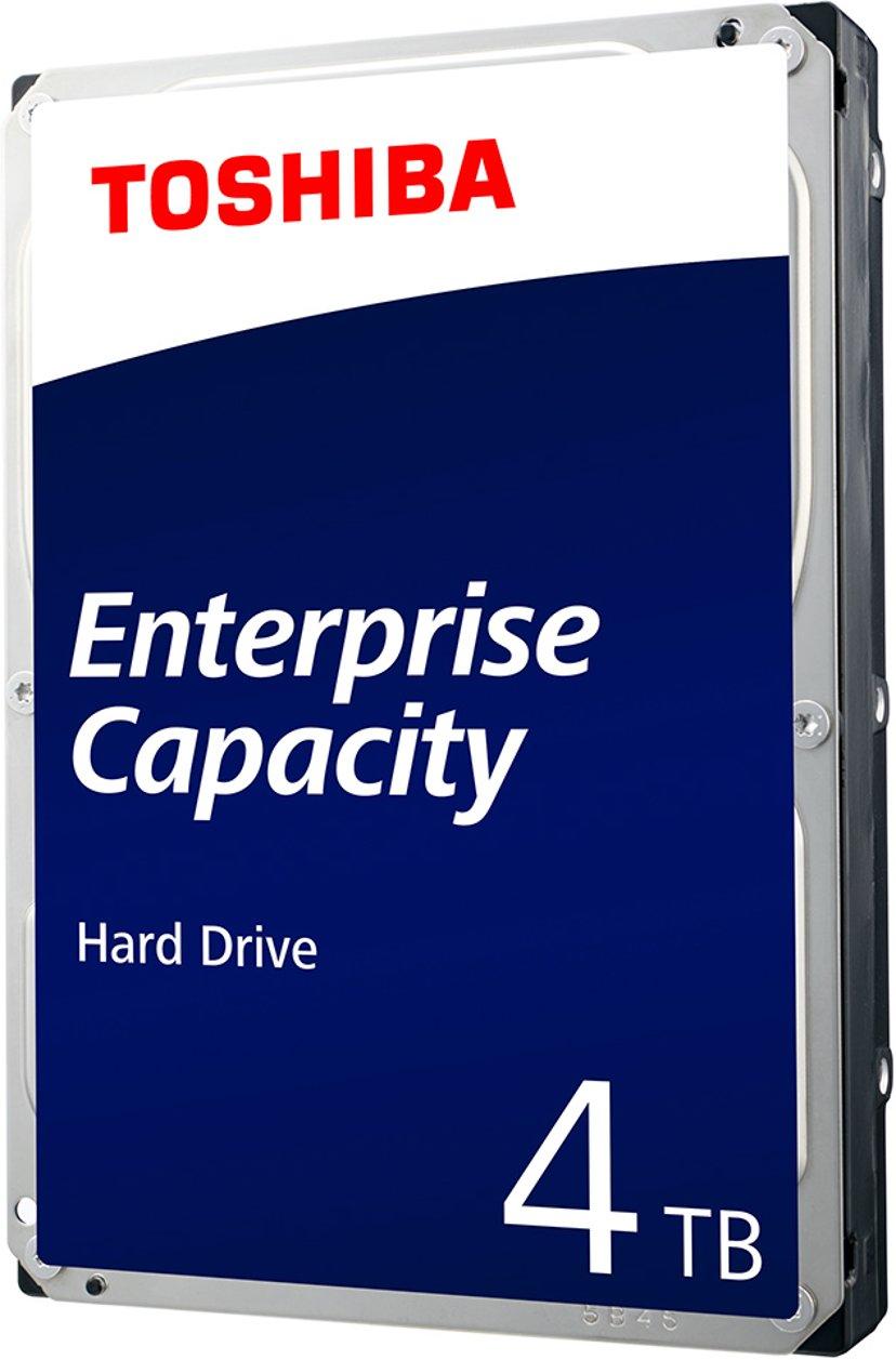 "Toshiba Enterprise Capacity 512E 4TB 3.5"" Serial Attached SCSI 3"
