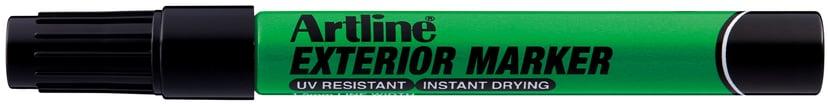 Artline Exterior Merkepenn Svart 12-pk