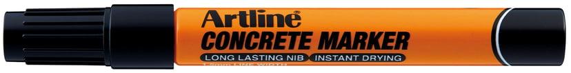 Artline Concrete Merkepenn Svart 12-pk