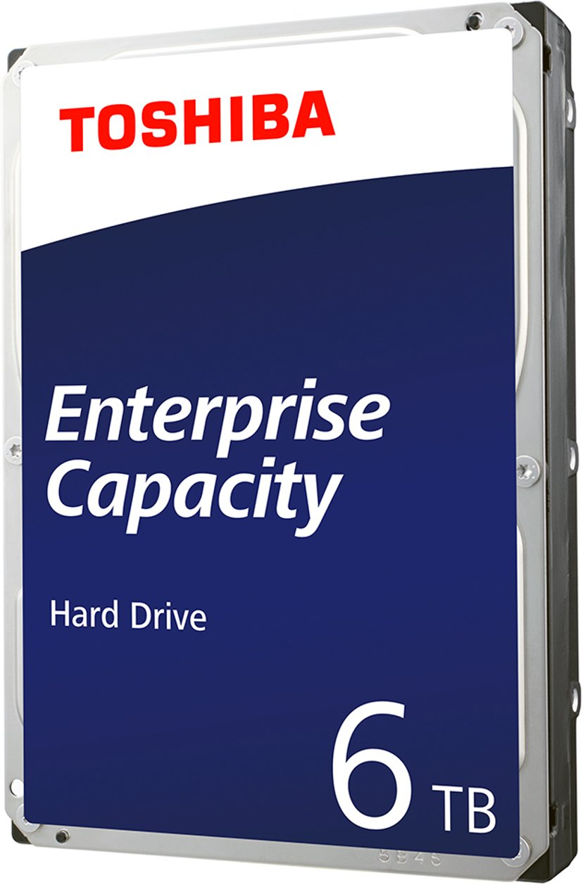 """Toshiba Enterprise Capacity 512E 6TB 3.5"""" Serial ATA-600"""