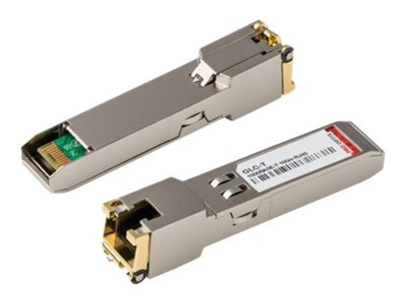 Pro Optix SFP (mini-GBIC) transceivermodul (tilsvarer: HP JD089B) Gigabit Ethernet