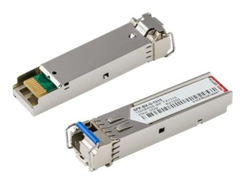 Pro Optix SFP (mini-GBIC) transceivermodul (tilsvarer: HP J9143B-1315) Gigabit Ethernet