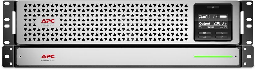 APC Smart-UPS SRT Lithium 2200VA RM LCD Mgmt