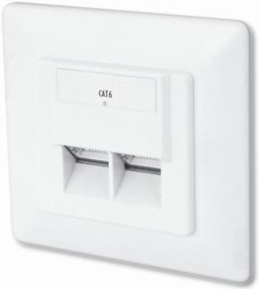 Digitus DN-9005-N Inline Wall Outlet