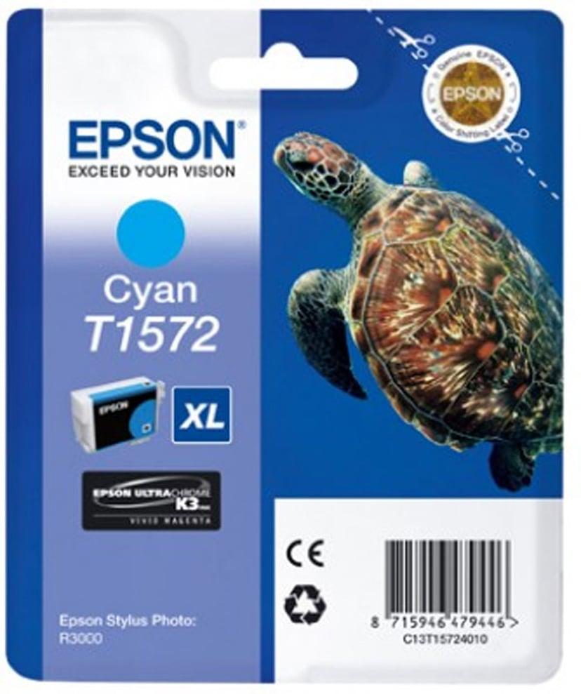 Epson Blæk Cyan - STYLUS Foto R3000