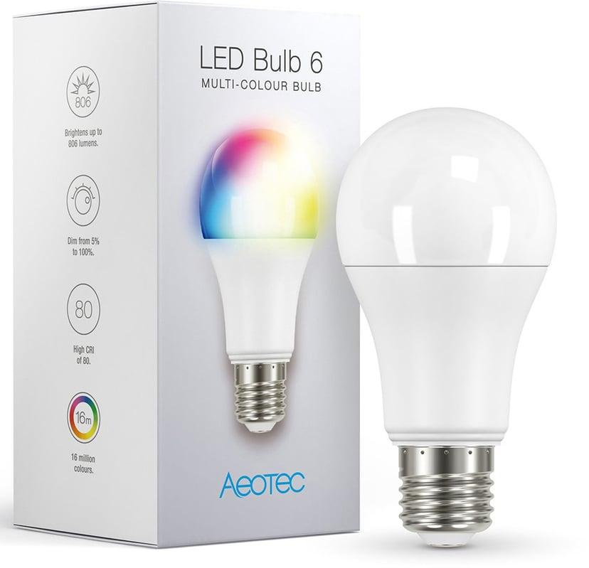Aeotec LED Bulb 6 RGBW