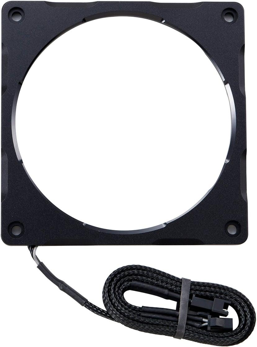 Phanteks Halos lux 140mm Digital LED Fan Frame Alum Black