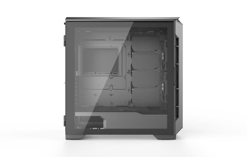 Phanteks Eclipse P600s Silent Glass Black Svart