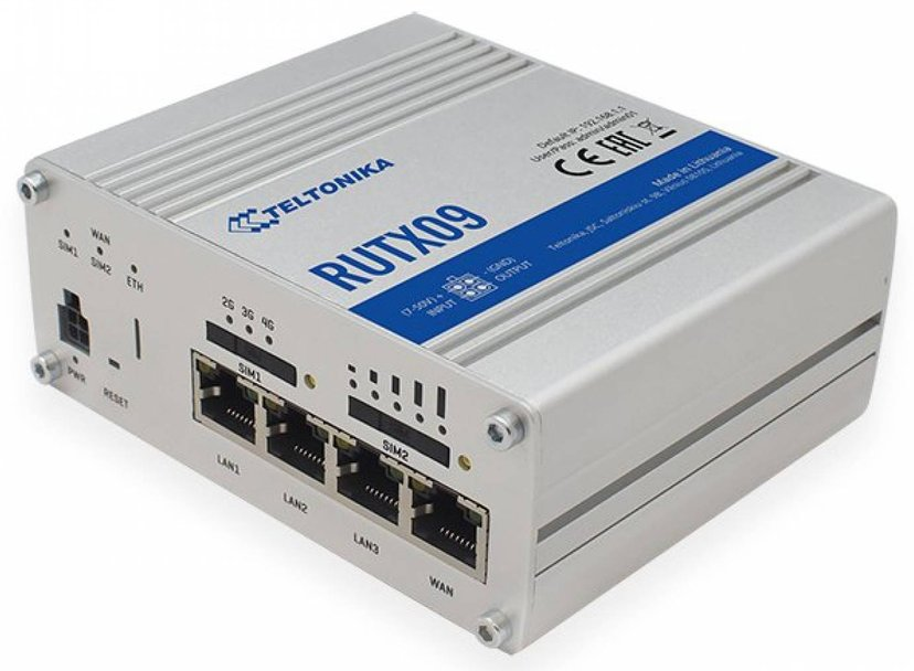 Teltonika RUTX09 Industrial LTE Router