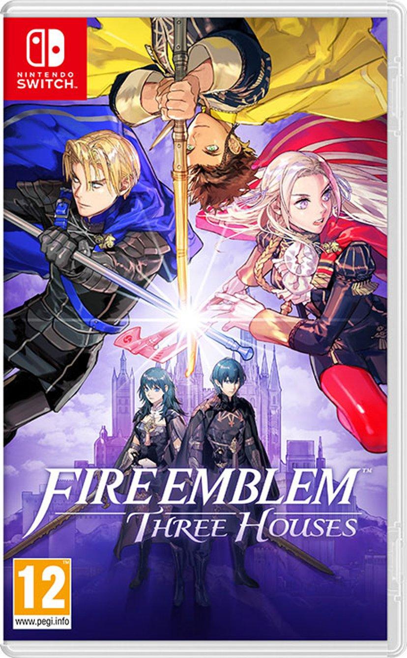 Nintendo Fire Emblem Three Houses Nintendo Switch