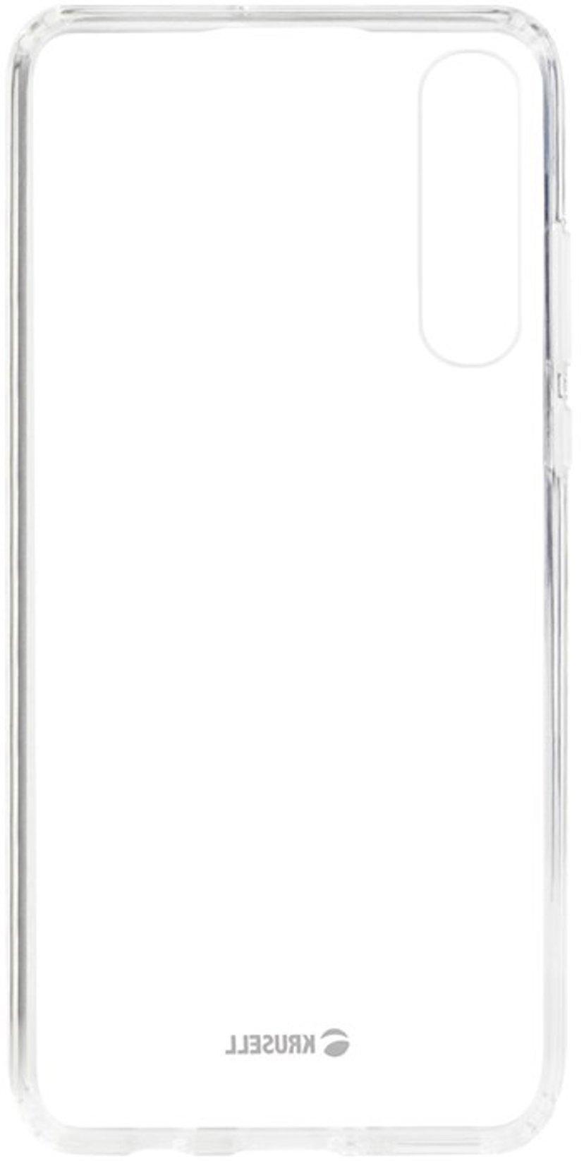 Krusell Kivik Samsung Galaxy A70 Gennemsigtig