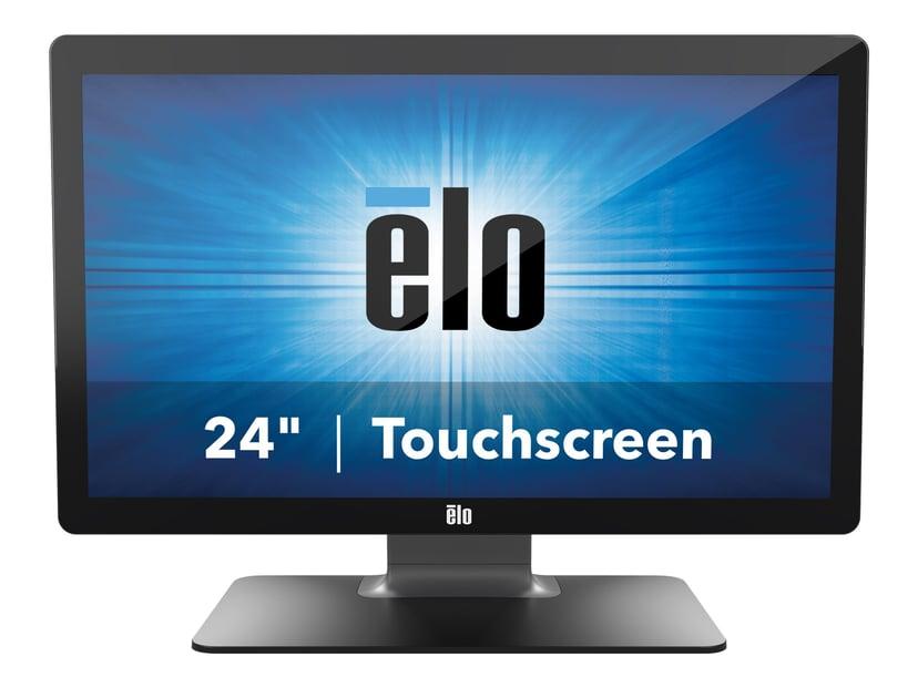 "Elo 2402L 24"" Wide LCD Full HD 10-Touch VGA/HDMI Svart"