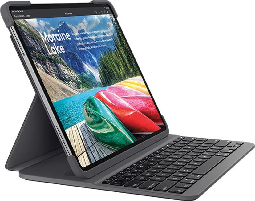 """Logitech Slim Folio (3rd Gen) till iPad Pro 11"""""""