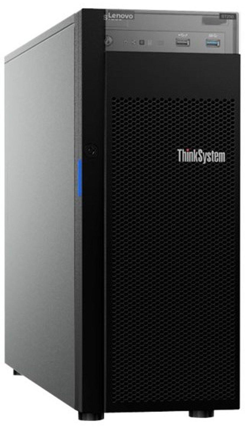 Lenovo ThinkSystem ST250 Xeon Firerkjerne 16GB