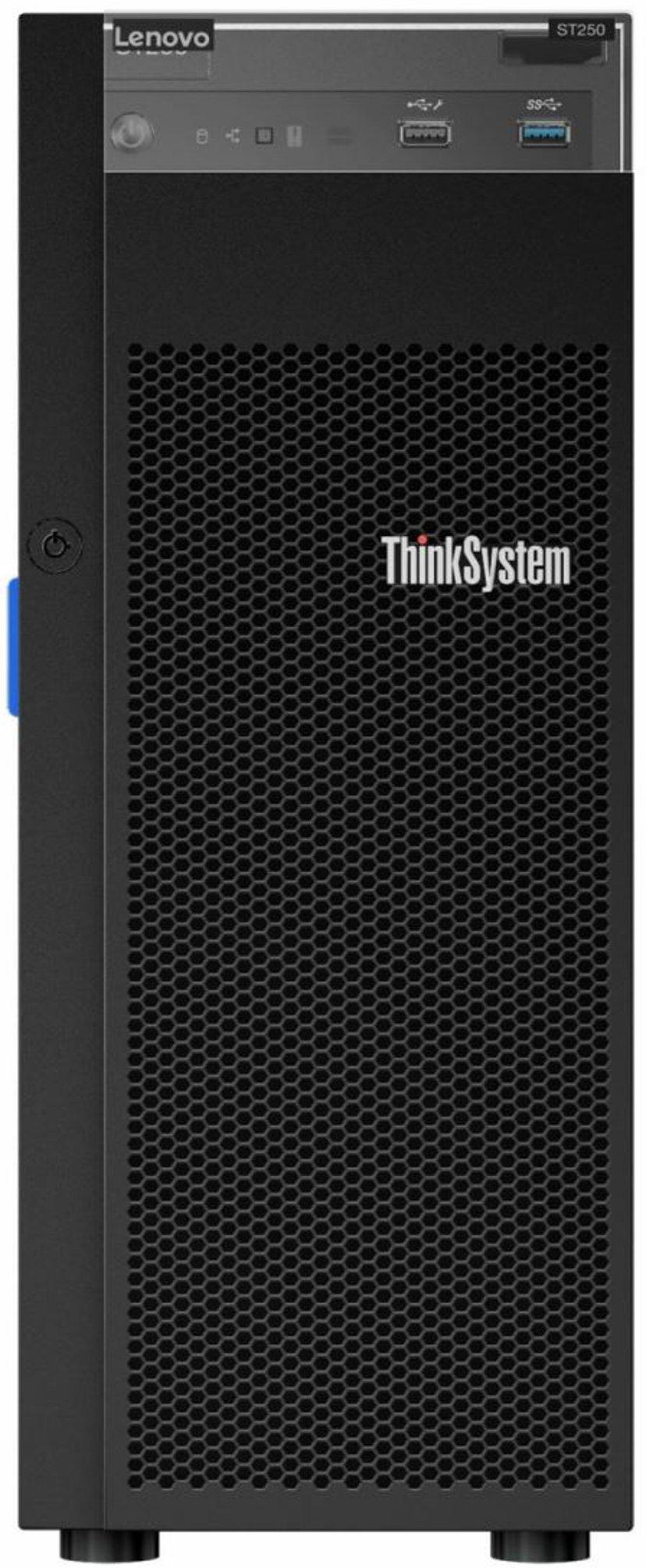 Lenovo ThinkSystem ST250 Xeon Quad-Core 16GB