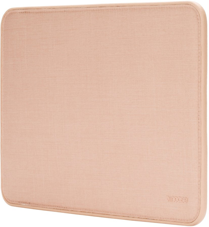 """Incase Icon Sleeve With Woolenex For 13"""" Mbp - Blush Pink 13"""" Polyester"""