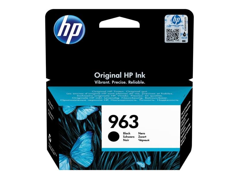HP Bläck Svart No.963 1K - OfficeJet Pro 9010