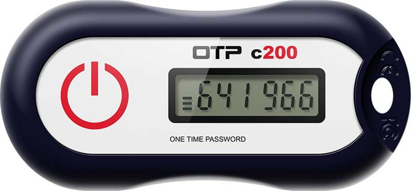 Feitian OTP c200 Security Key