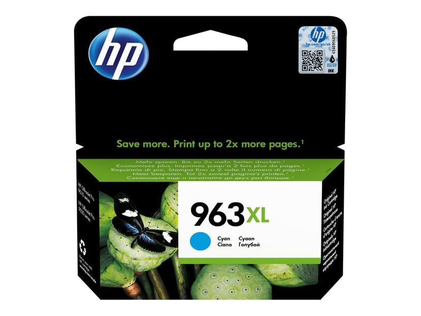 HP Inkt Cyaan No 963XL 1.6K - OfficeJet Pro 9010