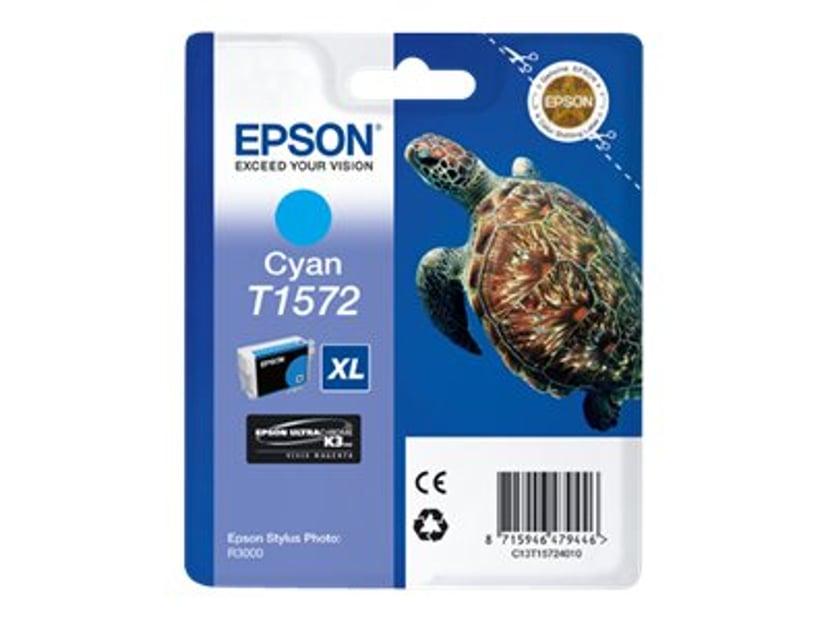 Epson Bläck Cyan - STYLUS Foto R3000