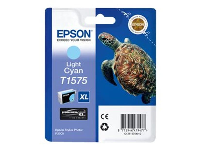 Epson Bläck Ljus Cyan - STYLUS Foto R3000