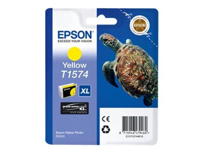 Epson Bläck Gul - STYLUS Foto R3000