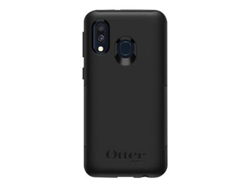 Otterbox Commuter Series Samsung Galaxy A40 Musta