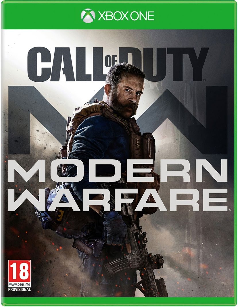 Activision Call Of Duty: Modern Warfare Microsoft Xbox One