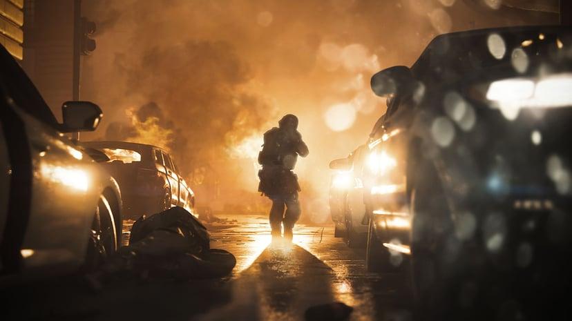 Activision Call Of Duty: Modern Warfare Microsoft Xbox One