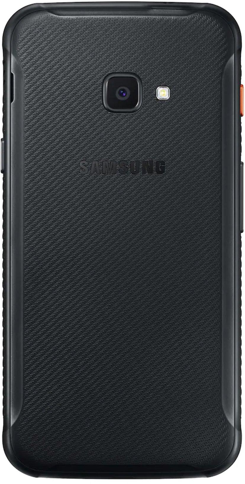 Samsung Galaxy Xcover 4s Enterprise Edition 32GB Dobbelt-SIM Svart