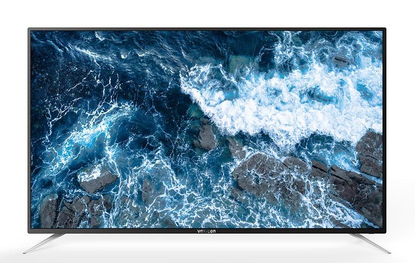 """Voxicon VXS375U 75"""" 4K LED Smart Netflix"""
