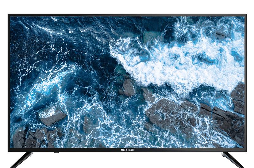"Voxicon VXR355U 55"" 4K LED Smart Netflix"