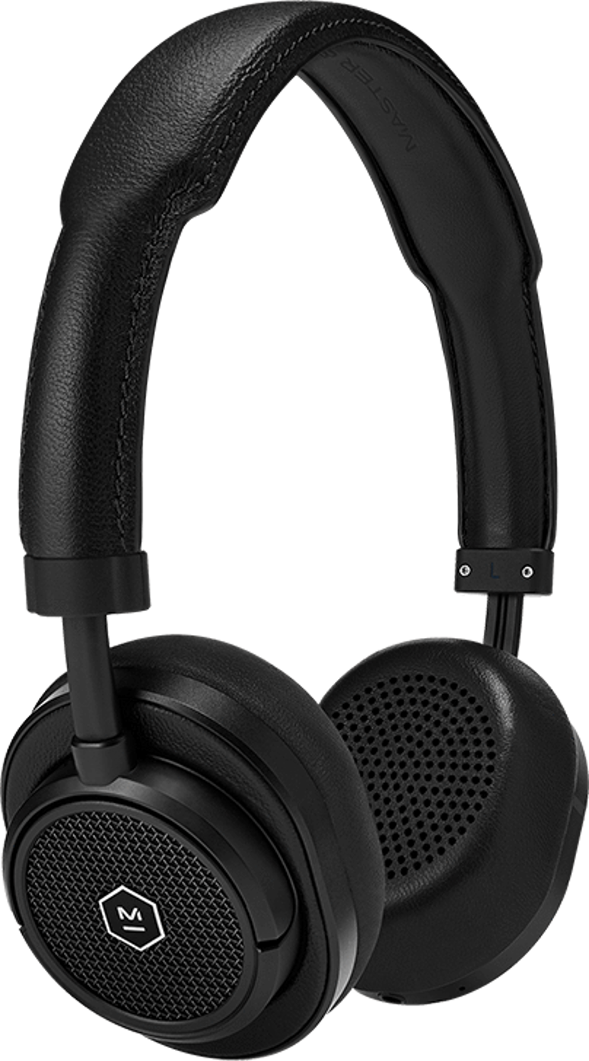 Master & Dynamic Master&Dynamic mW50+ Wireless Over-Ear - Black