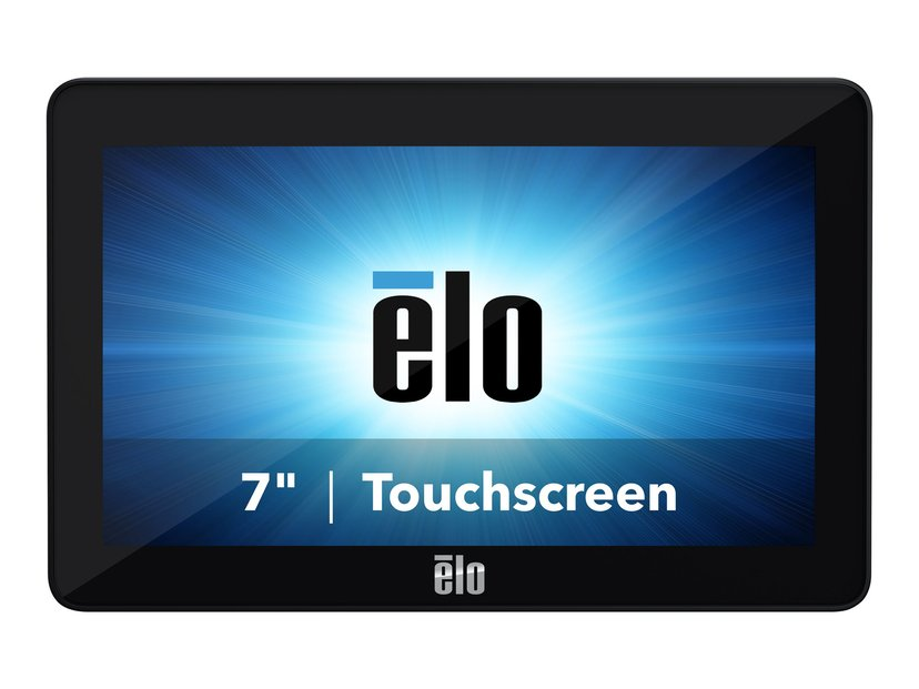 """Elo 0702L 7"""" 800x480 10-Touch USB Black No Stand"""