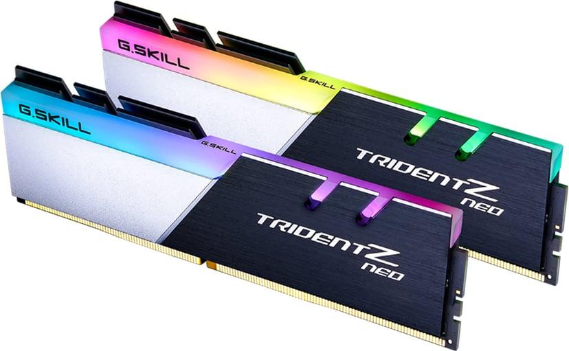 G.Skill Trident Z Neo 16GB (2-Kit) DDR4 3600MHz C18 16GB 3,600MHz DDR4 SDRAM DIMM 288-pin