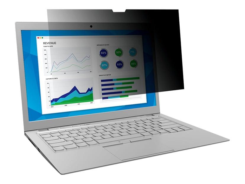 3M Sekretessfilter till Dell bärbar dator 13,3 tum med Infinity-skärm