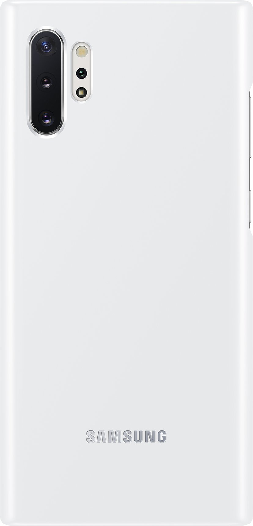 Samsung LED Back Cover EF-KN975 Samsung Galaxy Note 10+ Vit